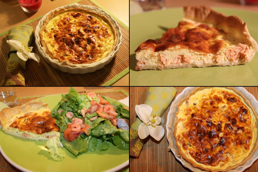 Quiche-au-saumon